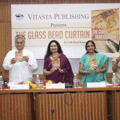 'The Glass Bead Curtain' - Book Launch