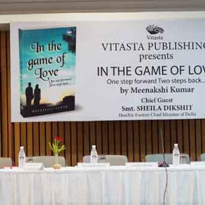 In the Game of Love launch
