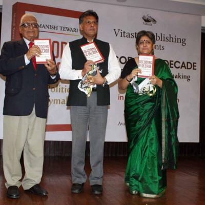 Decoding a Decade' - Book Launch