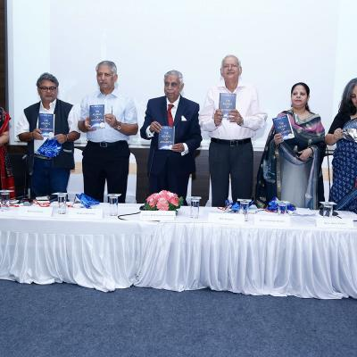 Book Launch - 'The Asuras of Antariksh'