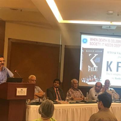 KFILE Book Launch
