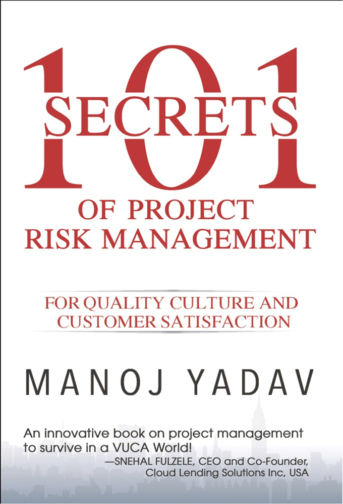101 Secrets of Project Risk Management