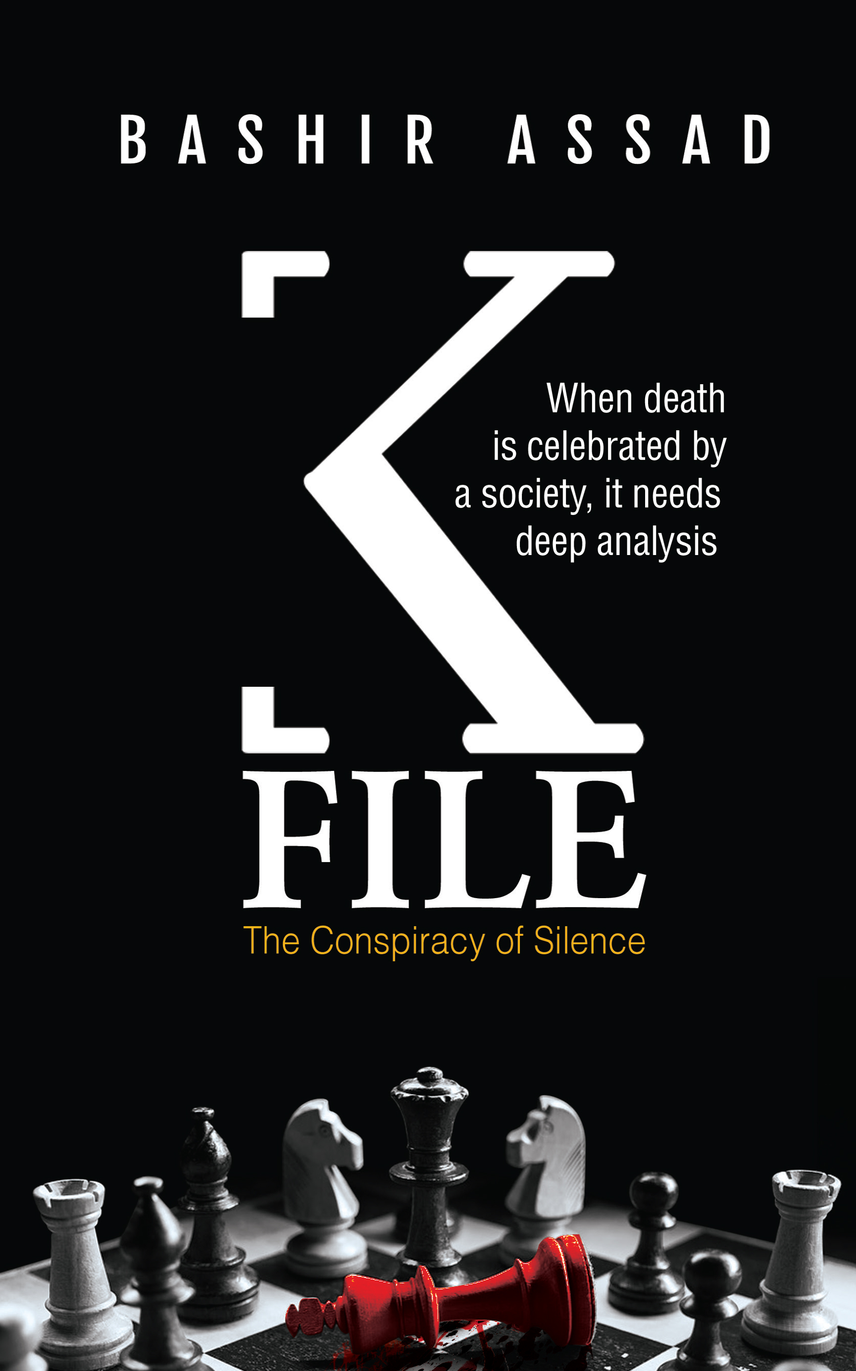 K File The Conspiracy of Silence