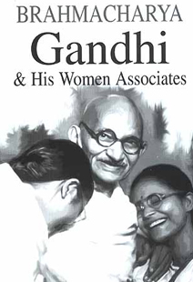 Brahmacharya Gandhi His Women Associates Book Cover, Vitasta Publishing