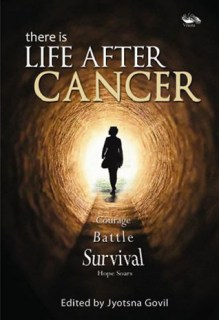 There is Life after Cancer- Hope Soars Book Cover, Vitasta Publishing