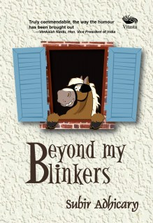 BEYOND MY BLINKERS Final cover