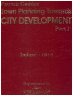 Town Planning Towards CITY DEVELOPMENT (2 volume set)