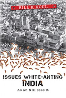 issue white anything india