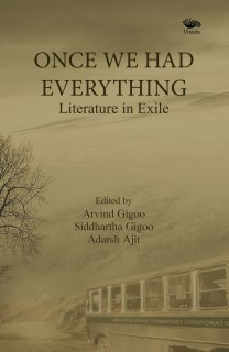 Once we had Everything Literature in Exile Book Cover