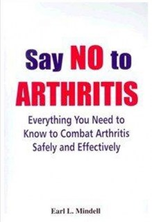 Say No To Arthritis Book Cover, Vitasta Publishing