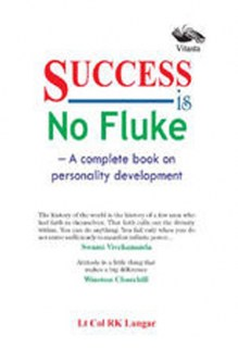 Success Is No Fluke
