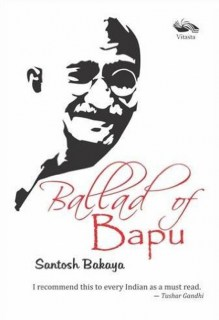 Ballad of Bapu Book Cover