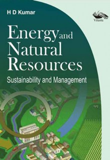 Energy and Natural Resources: Sustainability and Management