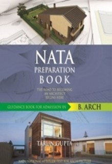 NATA Preparation Book :  The Road to Becoming An Architect Begins Here