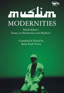 Muslim MODERNITIES Book Cover, Vitasta Publishing