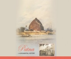Patna A Monumental History Book Cover, Vitasta Publishing